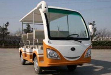 電動ツーリングバス YMJ-L608