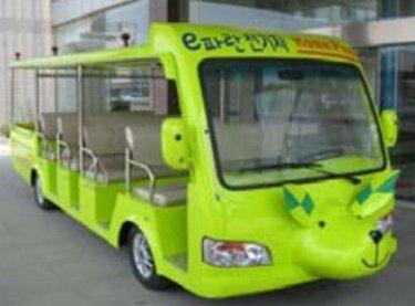電動ツーリングバス YMJ-A619