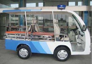 電動救急車 YMJ-J604A