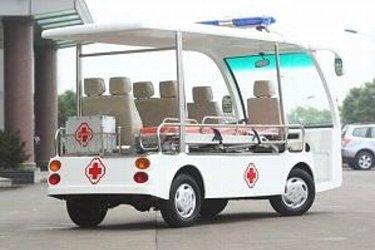電動救急車 YMJ-J606A