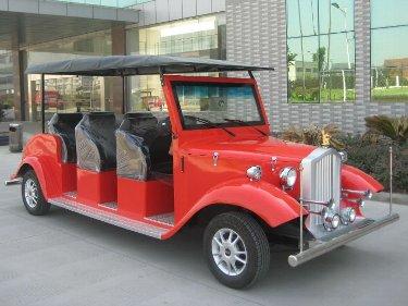 電動6人乗り クラッシックカー YMJ-L606