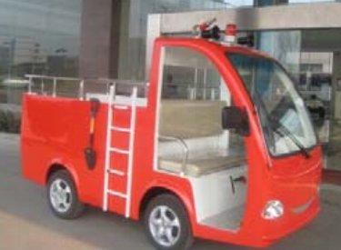 電動消防車 YMJ-T11