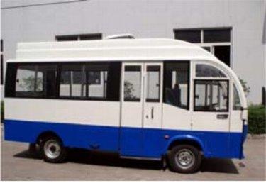 電動シティバス YMJ-T17-CM