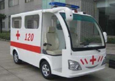 電動救急車 YMJ-T4
