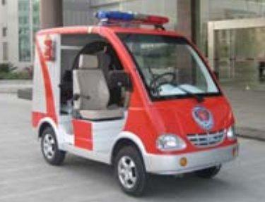 電動消防車 YMJ-X604